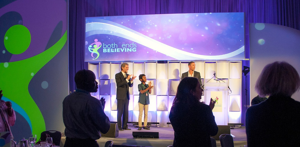 both ends believing symposium gala 2017