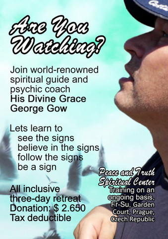 George Grow, seminar weekend, April & May 2022. Reservation: booksoflife.office.gmail.com