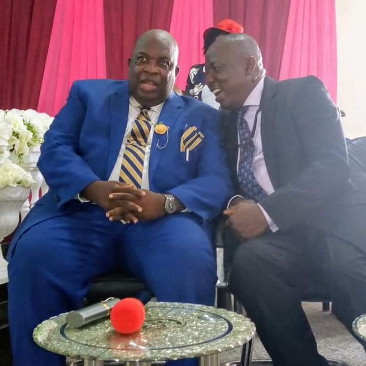 Pastor in charge of Zone with APICP Admin, Oyo 4, Pastor Oluwasegun