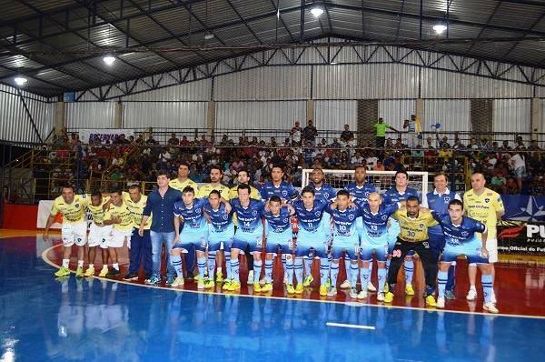 Liga Nordeste: LEM Vento em Popa Janjar vence a primeira e torcida fazfesta.