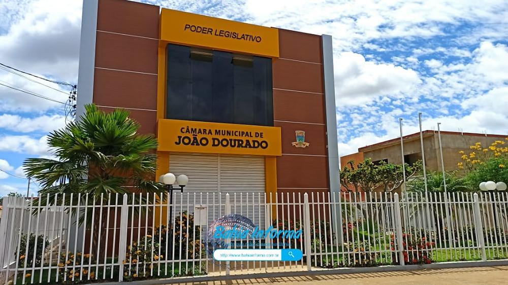 Câmara de João Dourado retoma os trabalhos nesta terça-feira (02)