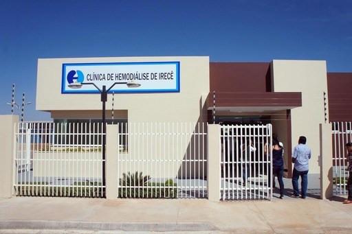 Clínica de hemodiálise é inaugurada em Irecê