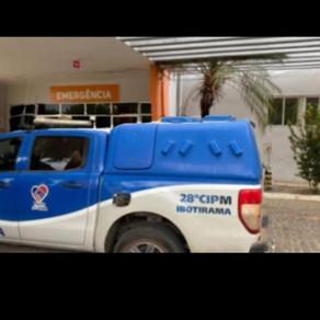 Ibotirama-BA: Homem é alvejado a tiros no Bairro Morada Real