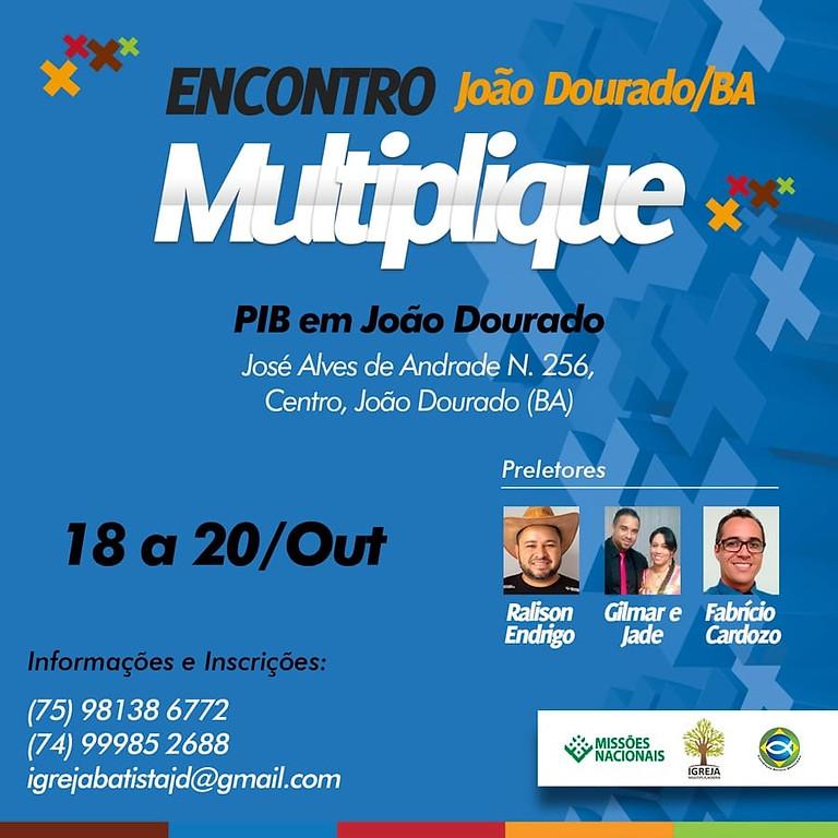 Multiplique em João Dourado-Ba