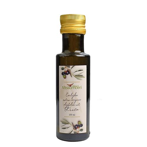 Vitsilomoeri ekstra jomfru olivenolie 100ML
