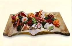 Sashimi Platter for 4