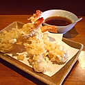 Shrimp and Vegetable Tempura
