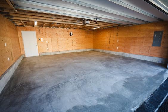 Garage Build