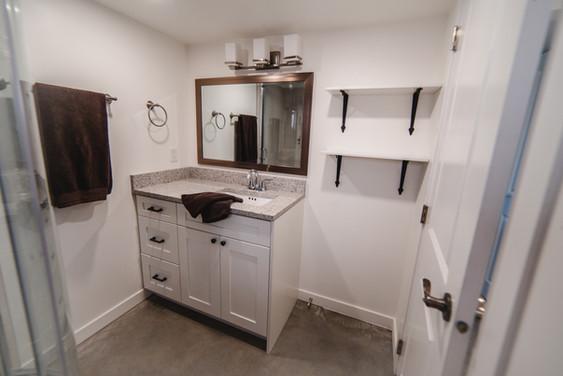Garden Suite Renovation (Bathroom)