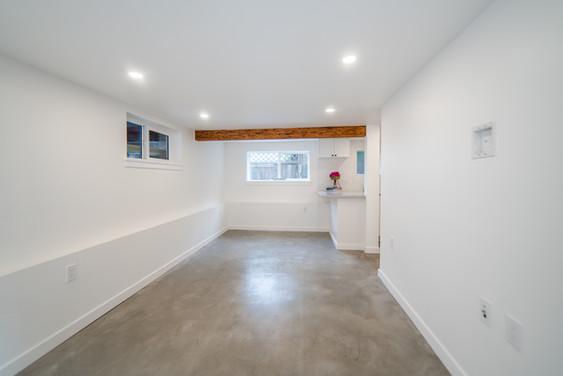 Garden Suite Renovation (Living Room)