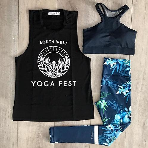 South West Yoga Fest Tank