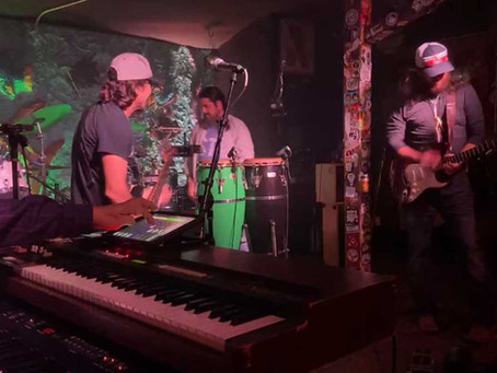 Voodoo Players - 9/22/21 ~ Broadway Oyster Bar - St. Louis, MO