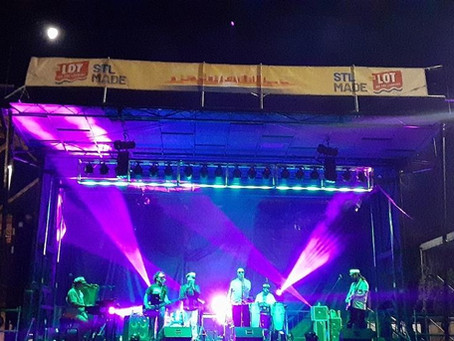 Voodoo Yacht Rock - 9/17/21 ~ The Lot on the Landing - St. Louis, MO