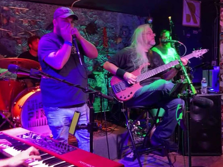 Voodoo Players -  9/8/21 ~ Broadway Oyster Bar - St. Louis, MO