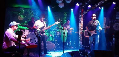 Voodoo Players - 8/18/21 ~ Broadway Oyster Bar - St. Louis, MO