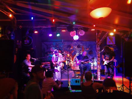 Voodoo Grateful Dead - 9/1/21 ~ Broadway Oyster Bar - St. Louis, MO