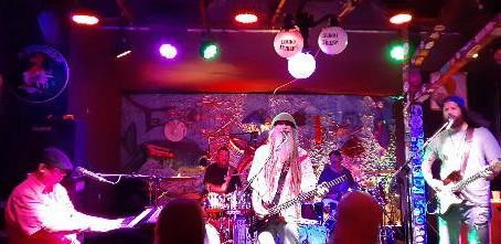 Voodoo Bob Weir - 10/9/21 ~ Broadway Oyster Bar - St. Louis, MO