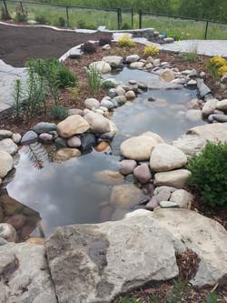 Aspen Estates Water Feature