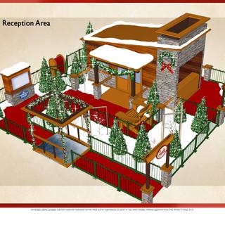 Mountain Cabin Santa Experience