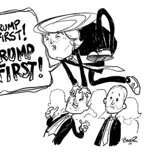 Trump First