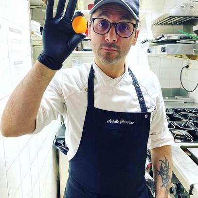Chef Aniello Rozzano