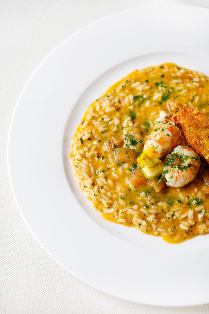 Risotto Sea Food