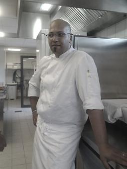 Chef Giuseppe Guccione