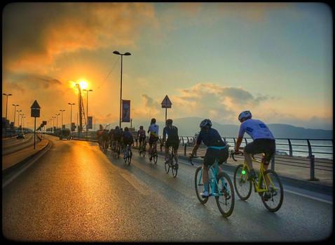 Morning Training 6am Istanbul