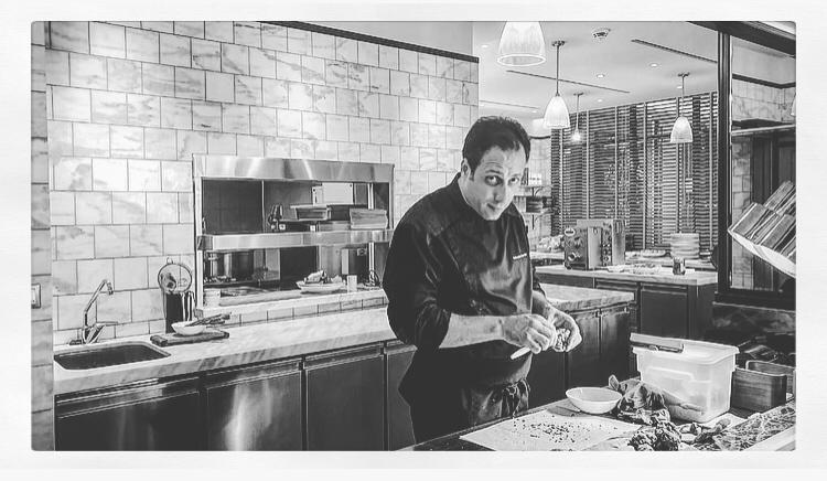 Chef Roberto Cannata Four Seasons Astir Palace Hotel Athens