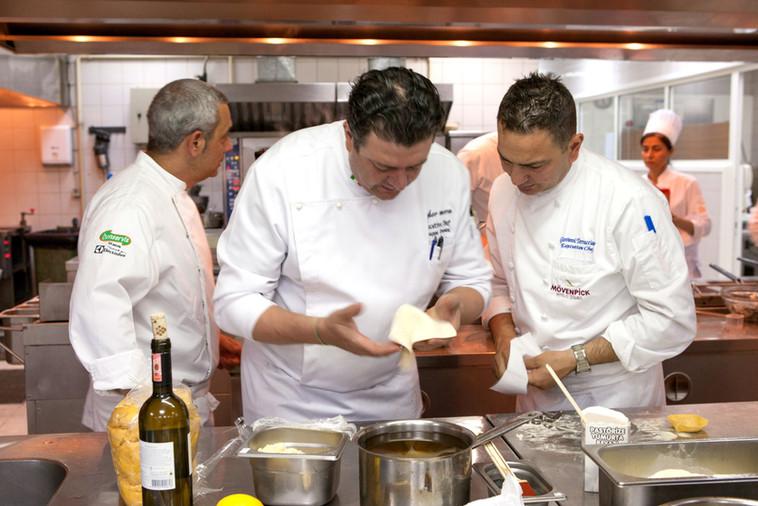 Chef Giovanni & Friends