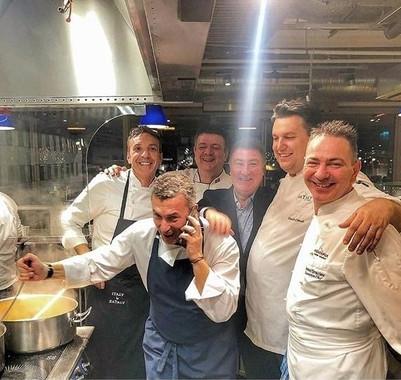 Eataly Chefs Frieds Dinner 2019