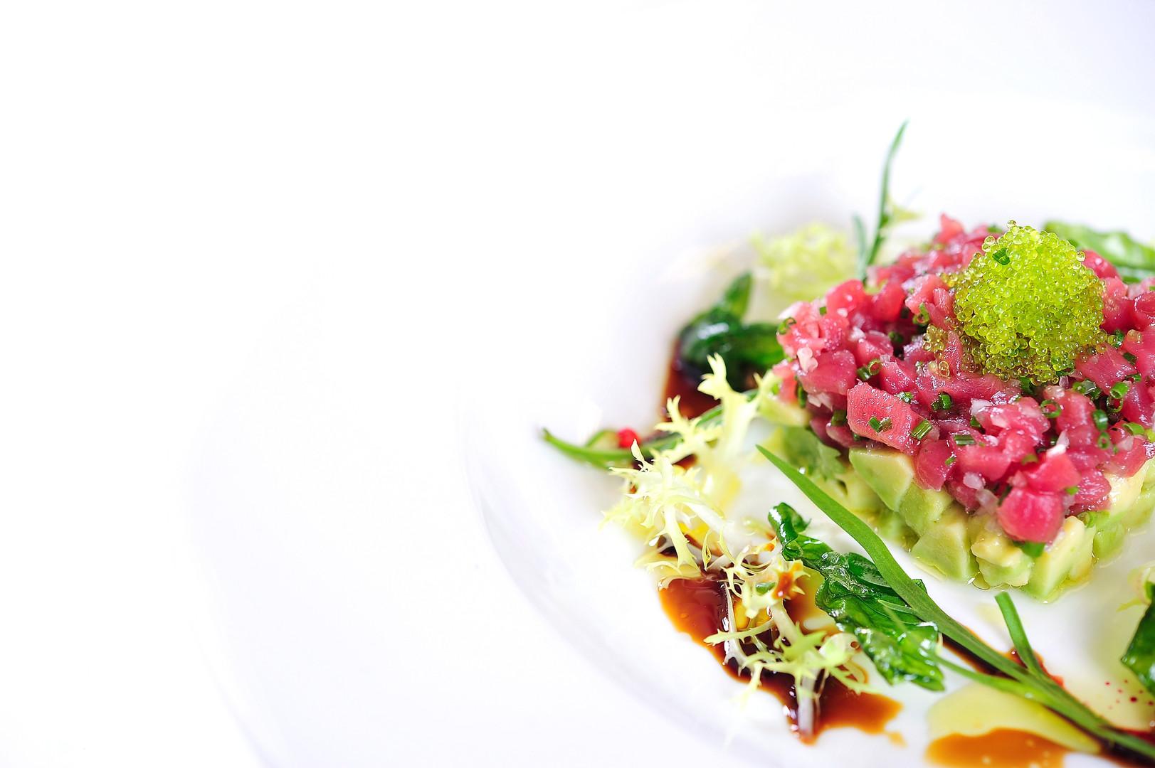 guacamola tuna tartar