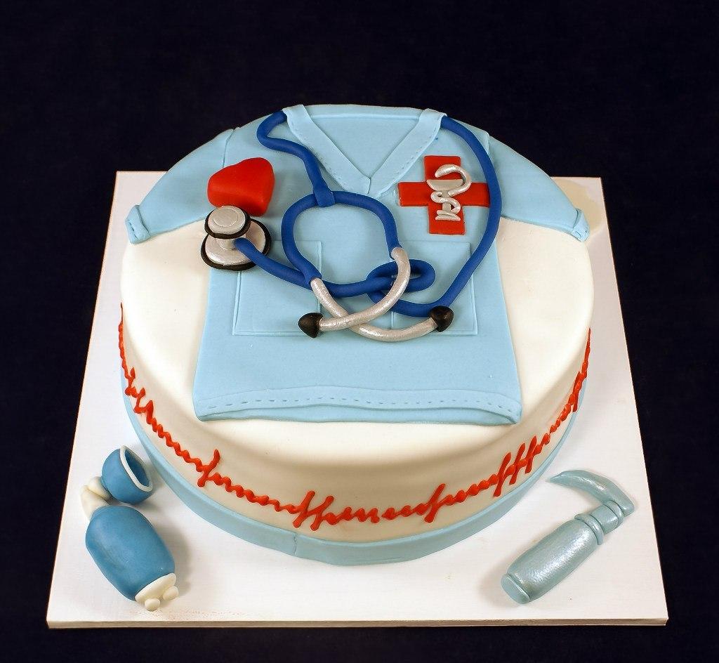 торт доктор картинки группу