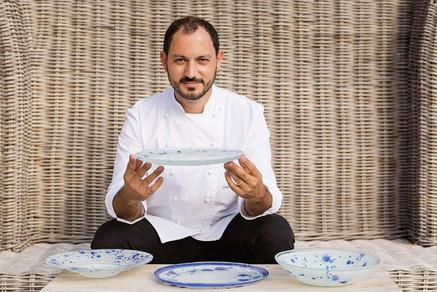 Chef Vincenzo Candiano Locanda Don Serafino Siracusa Sicily