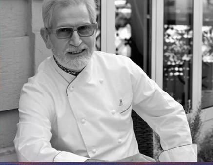 Chef Sergio Mei Milano