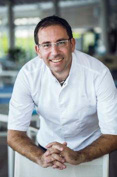 Culinary Director Anton Gasnier  Mazagan beach Resort Maroc