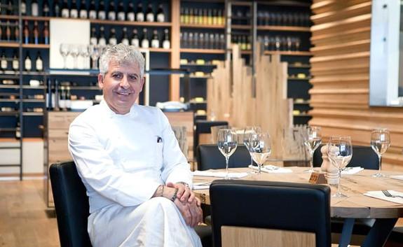Chef Giuseppe Priolo