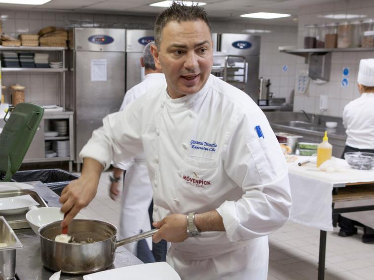 Chef Giovanni Terracciano