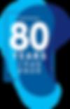 Beltone 80th Logo-Vert-Ears-CMYK-blue ou