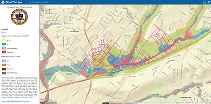 Citizen portal mapping