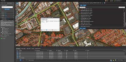 GIS GPS Tracking Snow removal