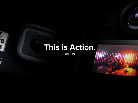 GoPro révèle la nouvelle HERO8 et la caméra à 360° MAX