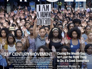 December 2014 Edition of The Angle: 21st Century Movement for Economic Justice