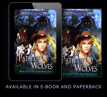 Path of Wolves - Paperback and Ebook Com