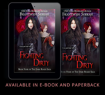 Fighting Dirty - Paperback and Ebook