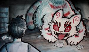 The Boy Who Drew Cats by nessperez on DeviantArt