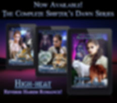 Shifter's Dawn, the Complete Series