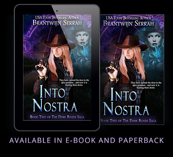 Into Nostra - Paperback and Ebook
