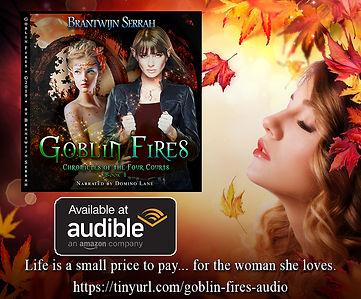 Goblin Fires on Audible