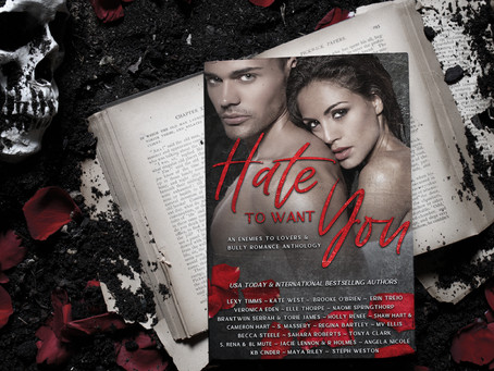 Now up for Pre-Order: Hate to Want You, an enemies-to-lovers romance Box Set